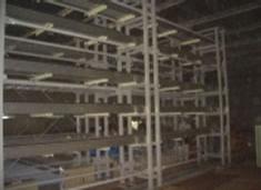 冷凍物流システム機器据付け工事