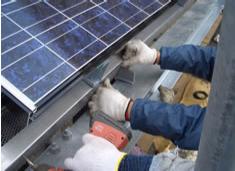 北九州市立各小中学校 ソーラーシステム設置工事
